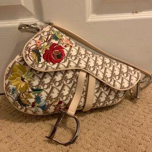 Authentic Dior vintage romantique saddle